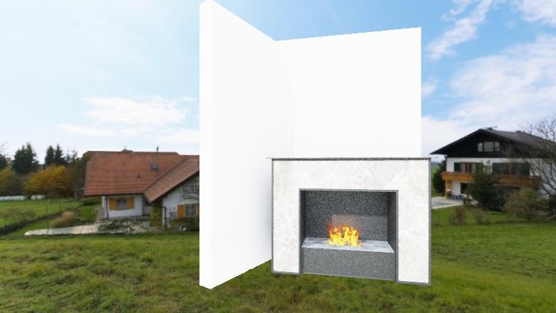 fireplace 1 Interior Design Render
