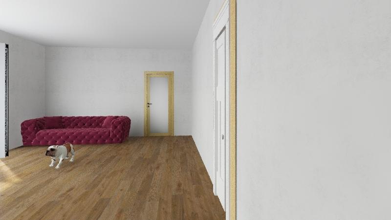 Nicola Pettenuzzo Interior Design Render