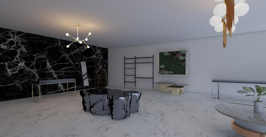 vis merch Interior Design Render