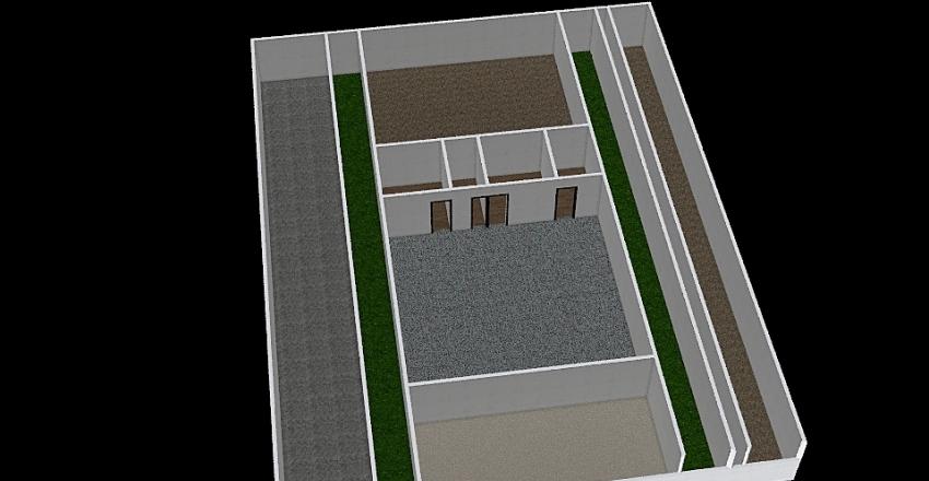 SERA QUE ACABA Interior Design Render