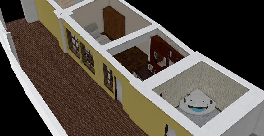 CASA DI NONNO (PT 3v) Interior Design Render