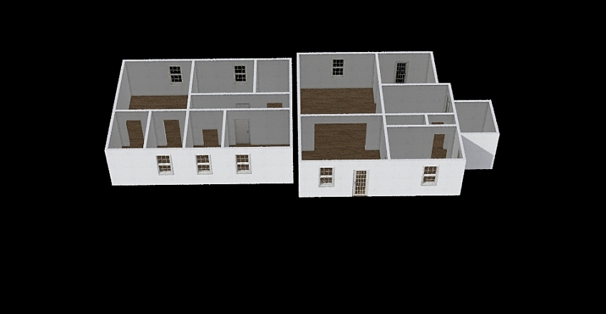 Plan Design 1 Interior Design Render