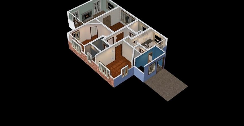 Calico Interior Design Render