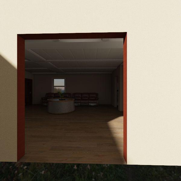 Ecohome (Aaliyah Davila, Amanda Berthoumieux) Interior Design Render