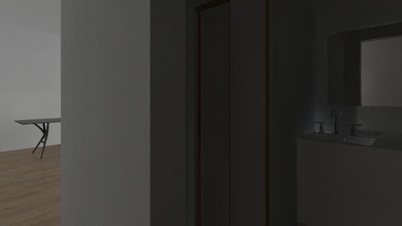 konctpyktivizm Interior Design Render