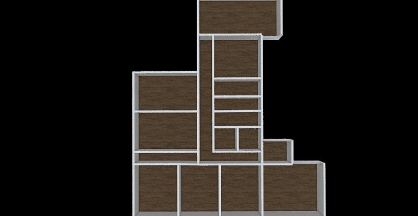 DOM Casoni 2 ipotesi Interior Design Render