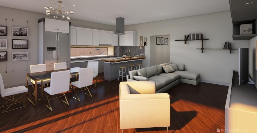 tinaia 2.0 Interior Design Render