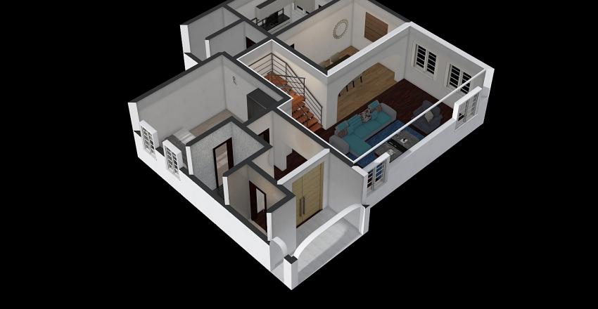 My Proj Interior Design Render