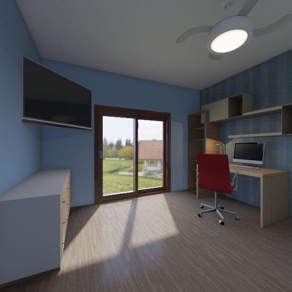 milosza_pok Interior Design Render