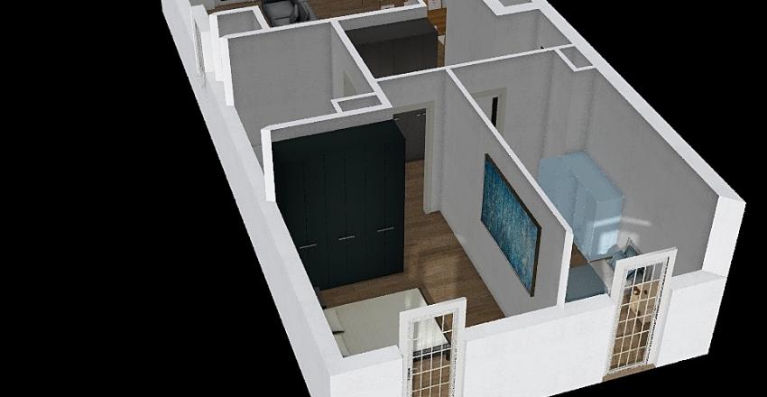 Paweł Interior Design Render