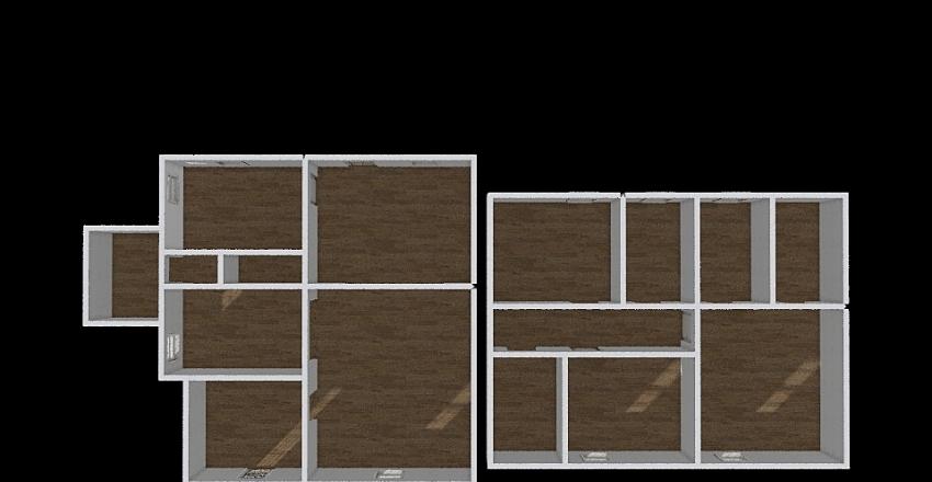 Plan Design 2 Interior Design Render