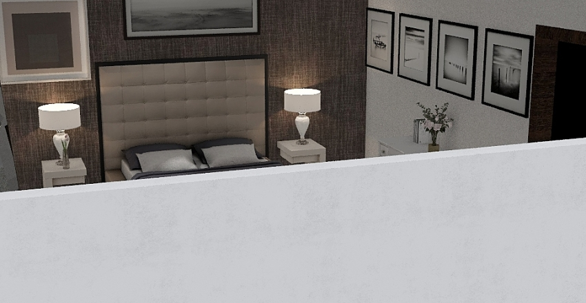 first one Interior Design Render