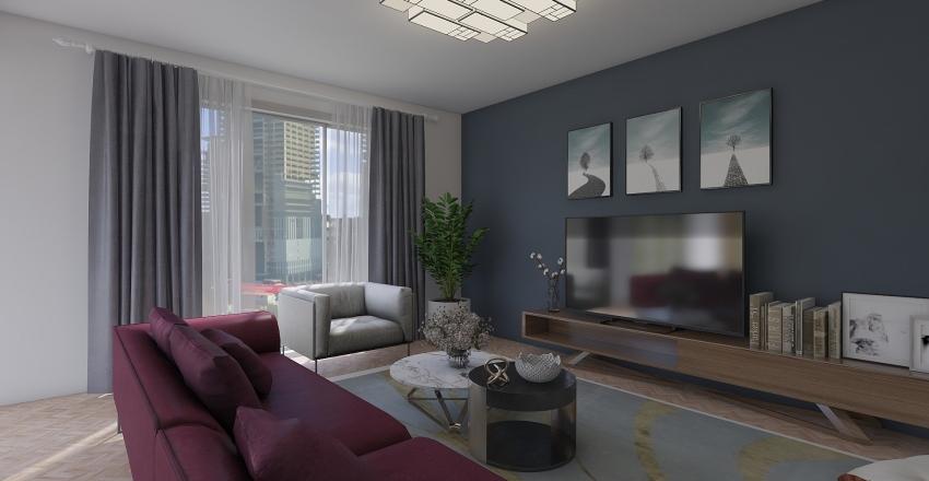 Love to live here Interior Design Render