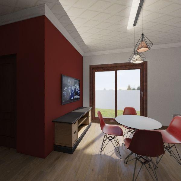 marco  + Interior Design Render