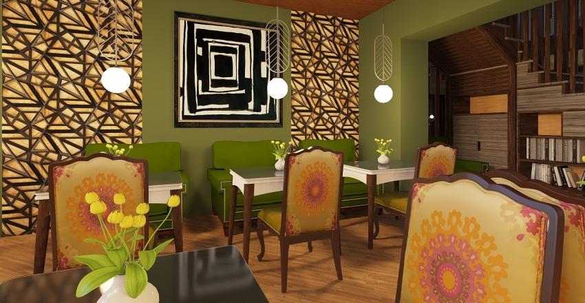 risto Interior Design Render