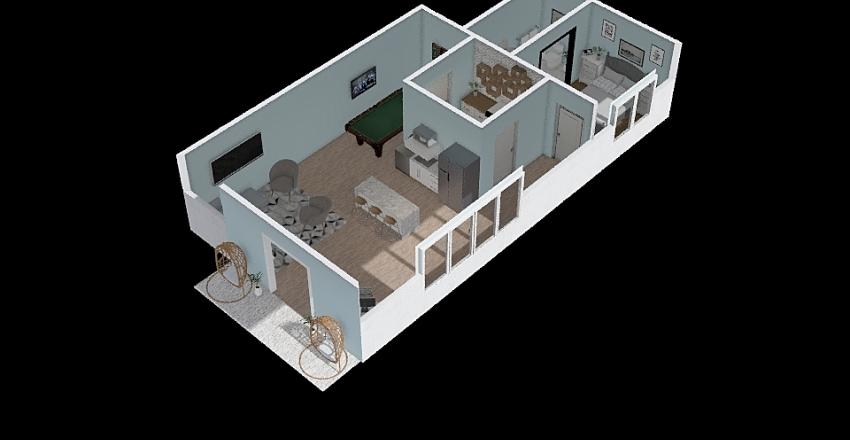 Tiny Home Final KE Interior Design Render