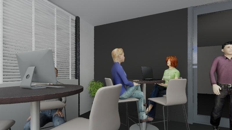 ainia 2 D Interior Design Render