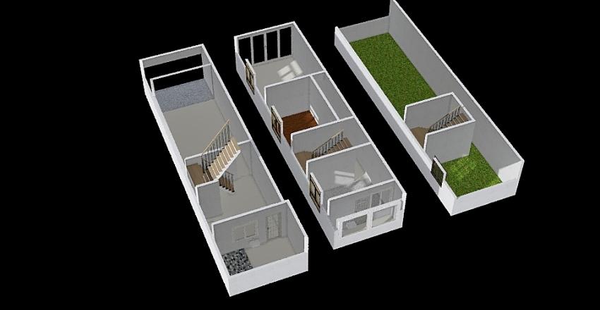 新辦公室 Interior Design Render