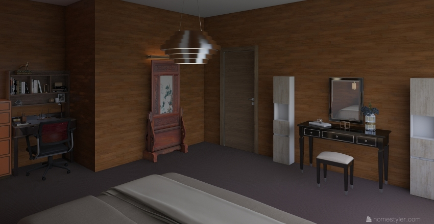Down at St. John's  Interior Design Render