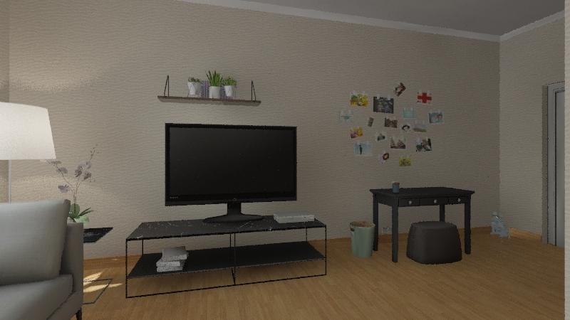 Demo Project Remodel Interior Design Render