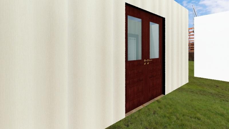 Ruang Kaprodi AP Interior Design Render