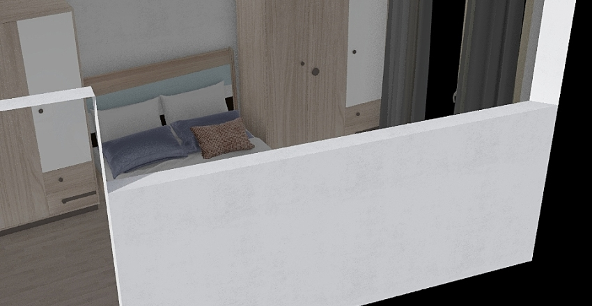 first try Interior Design Render