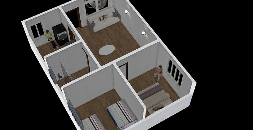 Ruth nuevo Interior Design Render