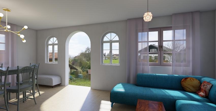 Design Proper House  Interior Design Render