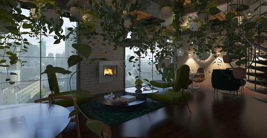 Idk Again Interior Design Render