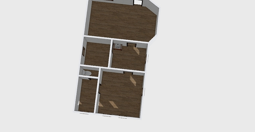 Дома_0338 Interior Design Render