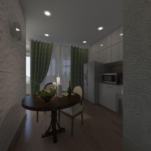 е Interior Design Render