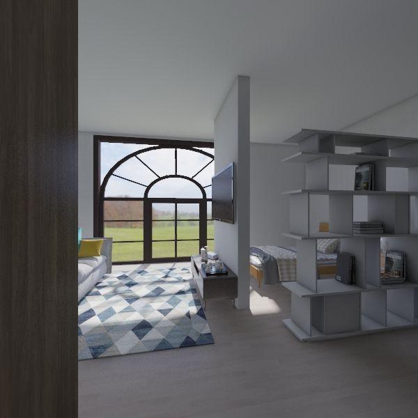 Czapla Interior Design Render