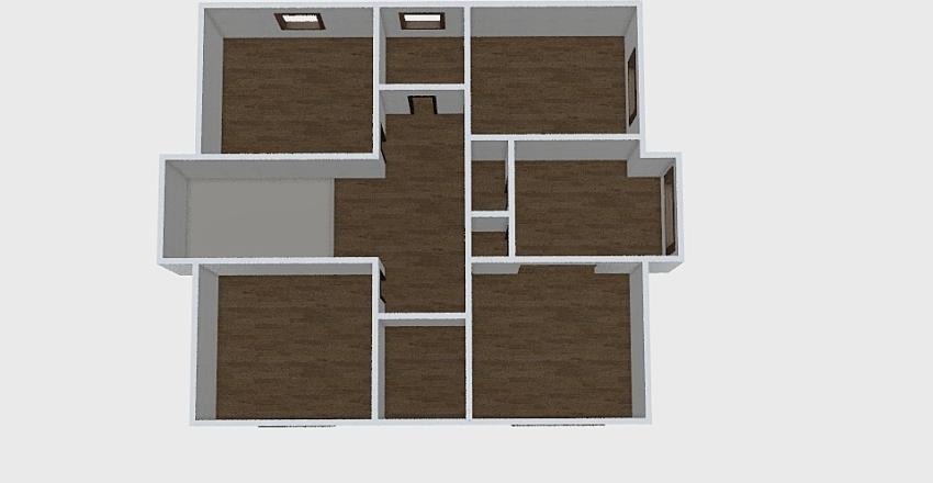 Дома_0337 Interior Design Render