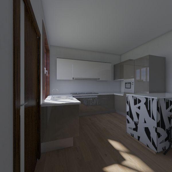 Cocina Diony Interior Design Render