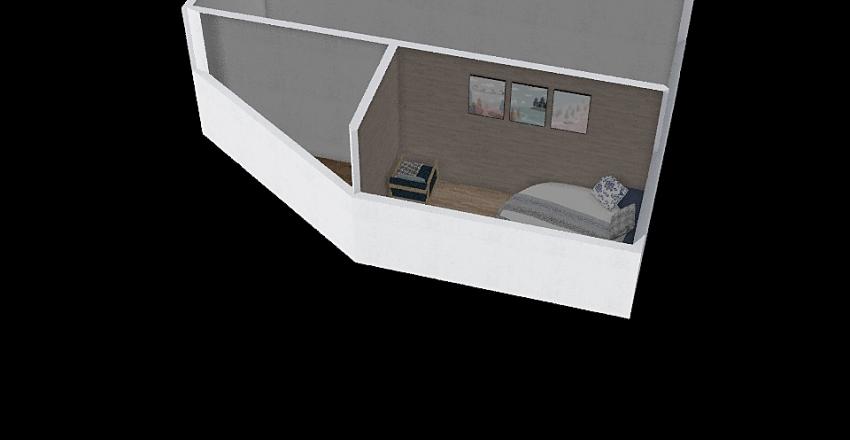 บ้าน Interior Design Render