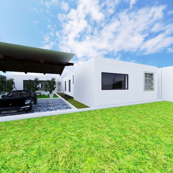 MarianyCesar Interior Design Render