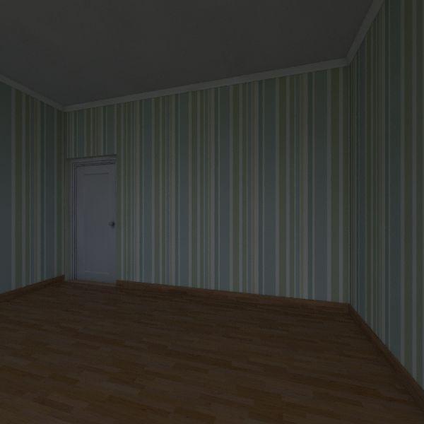 Villa DLF Interior Design Render