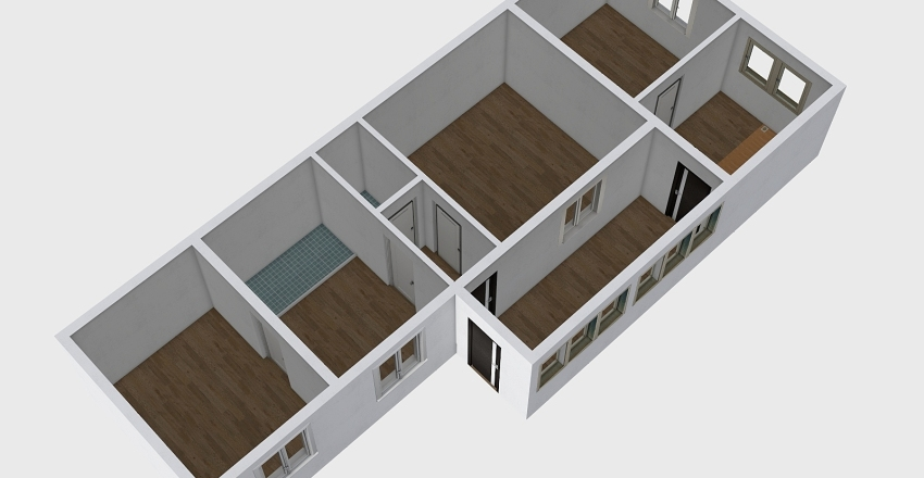 47176. Interior Design Render