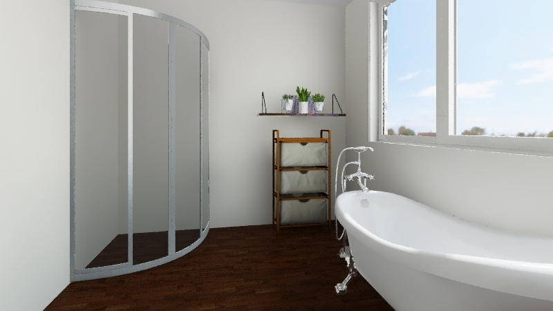 BANHEIRO TUMBLR Interior Design Render