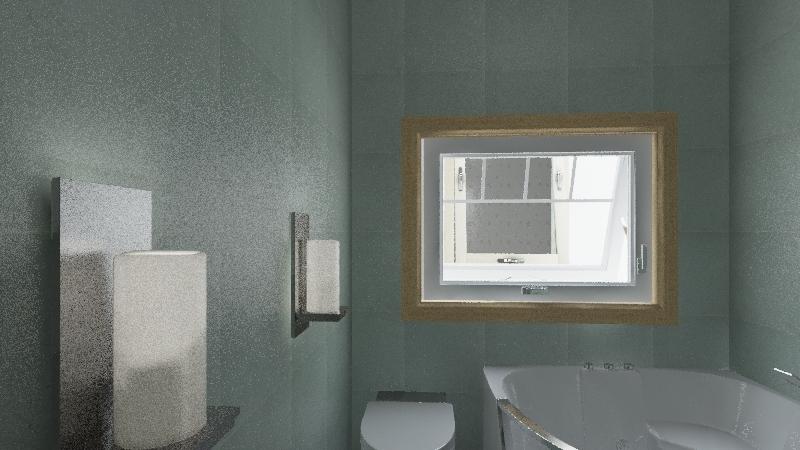 شقه 3 Interior Design Render