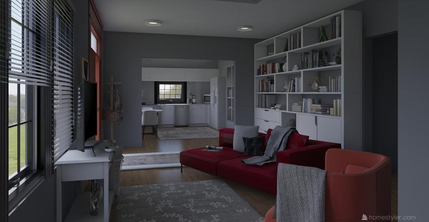 Mr Wares project Interior Design Render