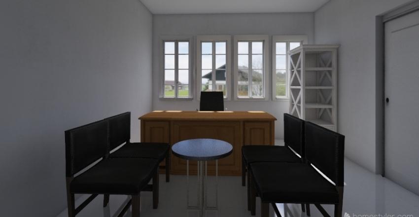 tria Interior Design Render