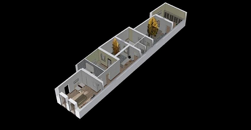 CESPEDES Interior Design Render