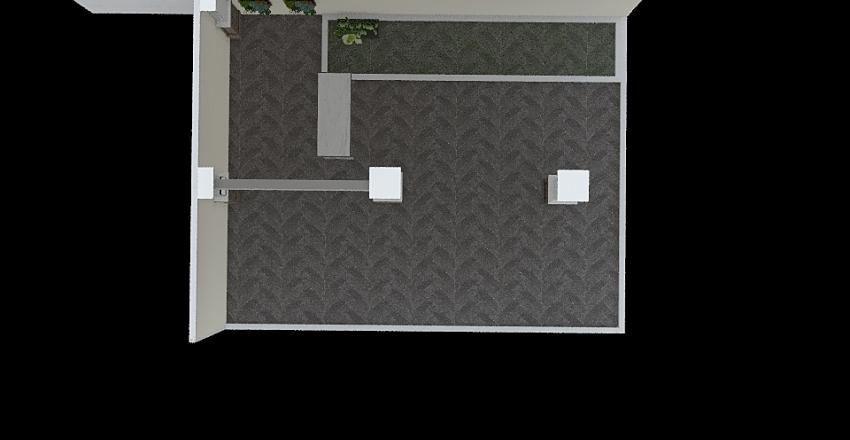 Google Corner Interior Design Render