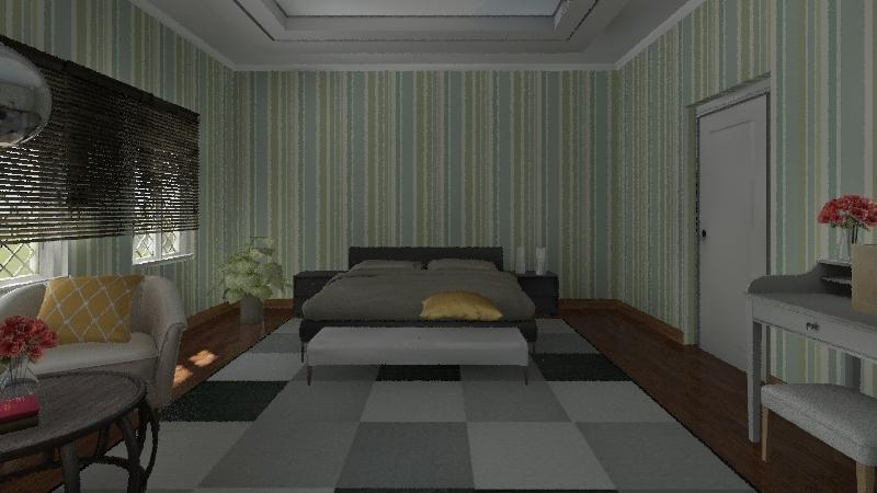 Tycen demo house Interior Design Render