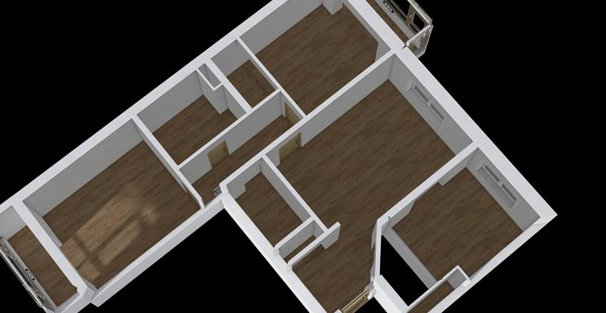 flat_plan Interior Design Render