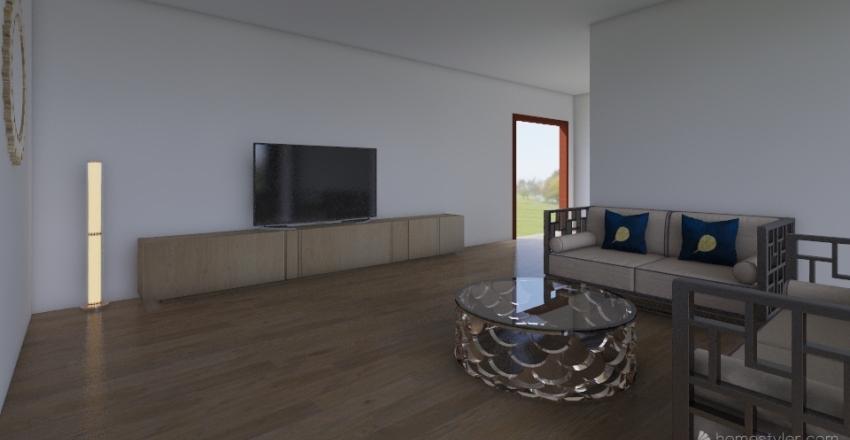 aq Interior Design Render