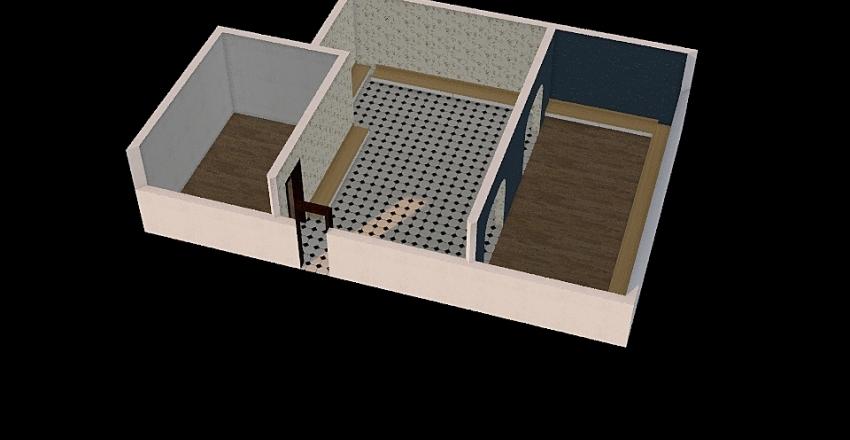 noman bahi house  Interior Design Render
