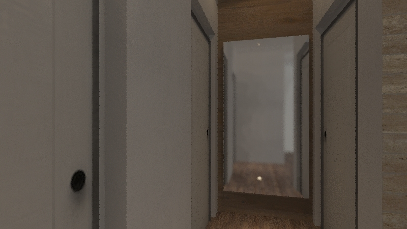ALINE E JOCA Interior Design Render