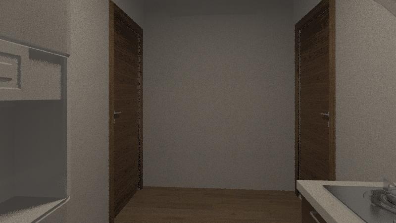 semestral Interior Design Render